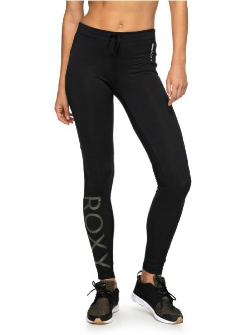 REDUCED.ROXY WOMENS LEGGINGS.STAY ON BLACK TECHNICAL RUNNING SPORTS FITNESS S20F